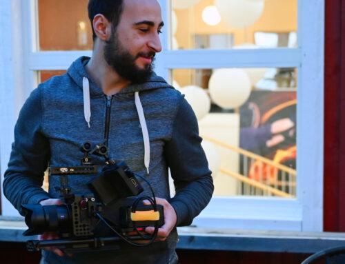 Lär känna våra studenter: Deniz – VFX20